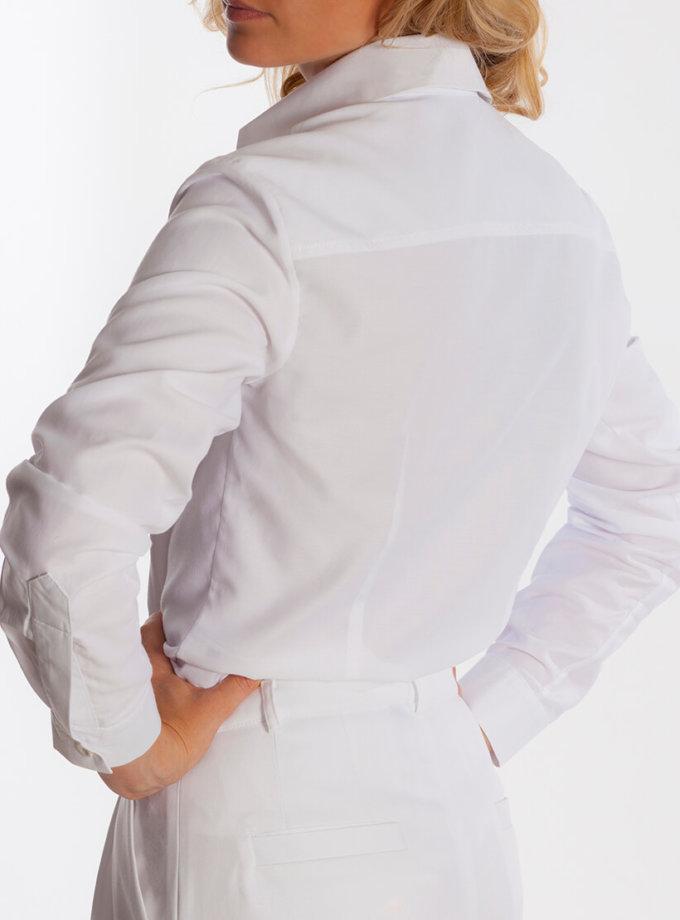 Рубашка приталенная AD_111019, фото 1 - в интернет магазине KAPSULA