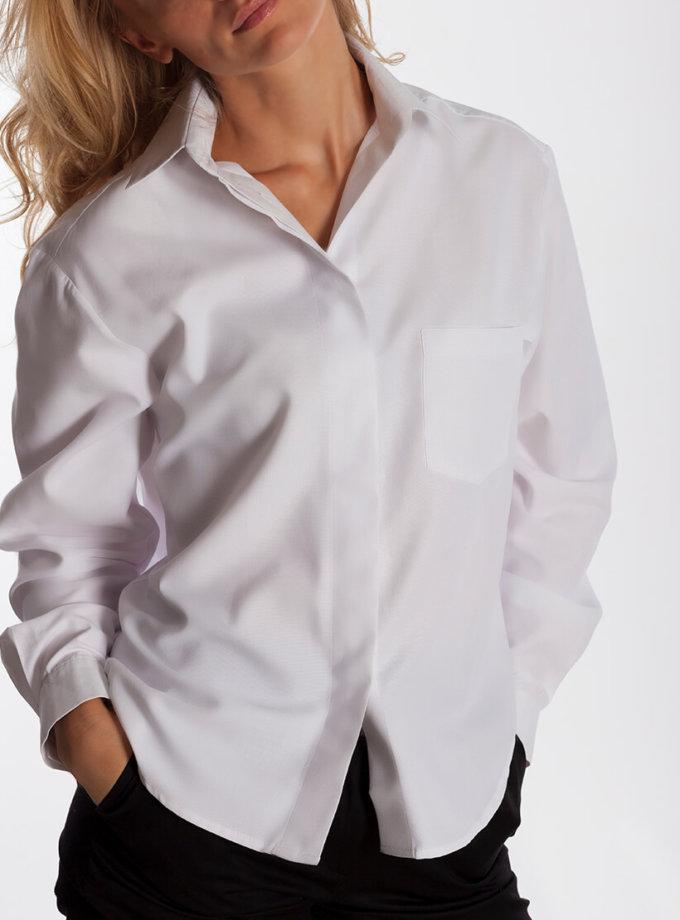 Рубашка классическая AD_121019, фото 1 - в интернет магазине KAPSULA