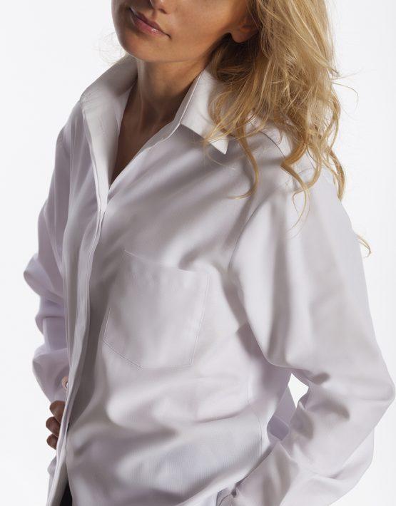 Рубашка классическая AD_121019, фото 5 - в интеренет магазине KAPSULA