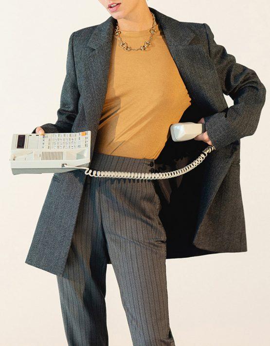Жакет из шерсти IRRO_IR_PF19_BJ_001, фото 1 - в интеренет магазине KAPSULA