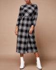 Платье из эко-кожи LDCH_1955, фото 4 - в интеренет магазине KAPSULA