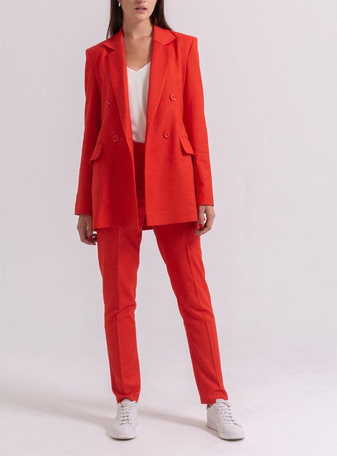 Костюм с брюками на высокой посадке PPM_PM-51_costume, фото 1 - в интернет магазине KAPSULA