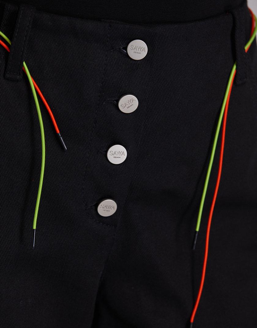Джинсовые кюлоты SAYYA_FW929-1, фото 1 - в интернет магазине KAPSULA