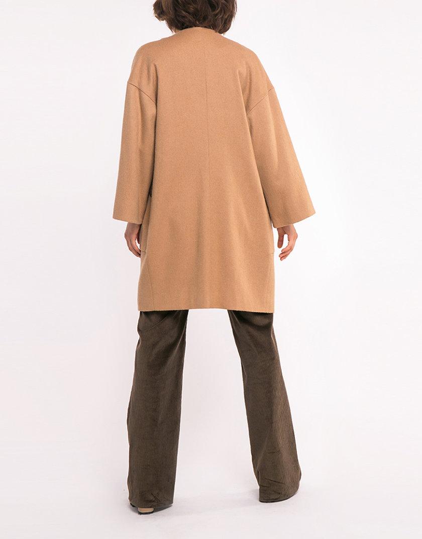 Кашемировое пальто свободного силуэта SHKO_16053008, фото 1 - в интернет магазине KAPSULA