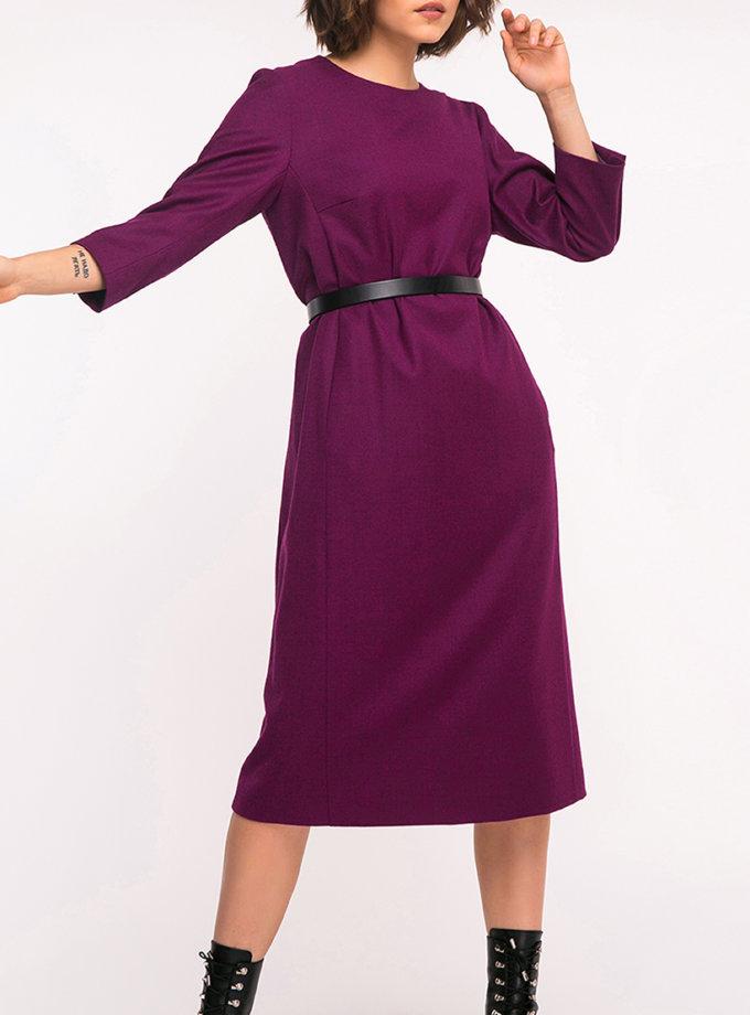 Платье прямого кроя SHKO_18058002, фото 1 - в интернет магазине KAPSULA