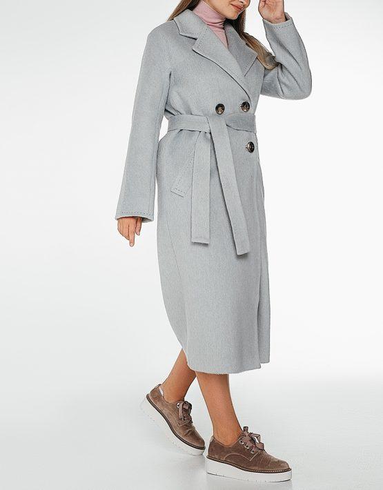 Двубортное пальто c рукавом реглан WNDR_fw1920_cgrbl02, фото 2 - в интеренет магазине KAPSULA
