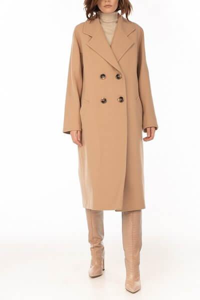 Двубортное пальто c рукавом реглан Sand WNDR_fw1920_cs02, фото 1 - в интеренет магазине KAPSULA