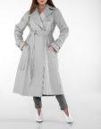 Платье миди в клетку LDCH_1950, фото 4 - в интеренет магазине KAPSULA