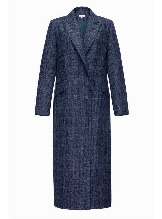 Пальто из тонкой шерсти MISS_JA-008, фото 1 - в интернет магазине KAPSULA