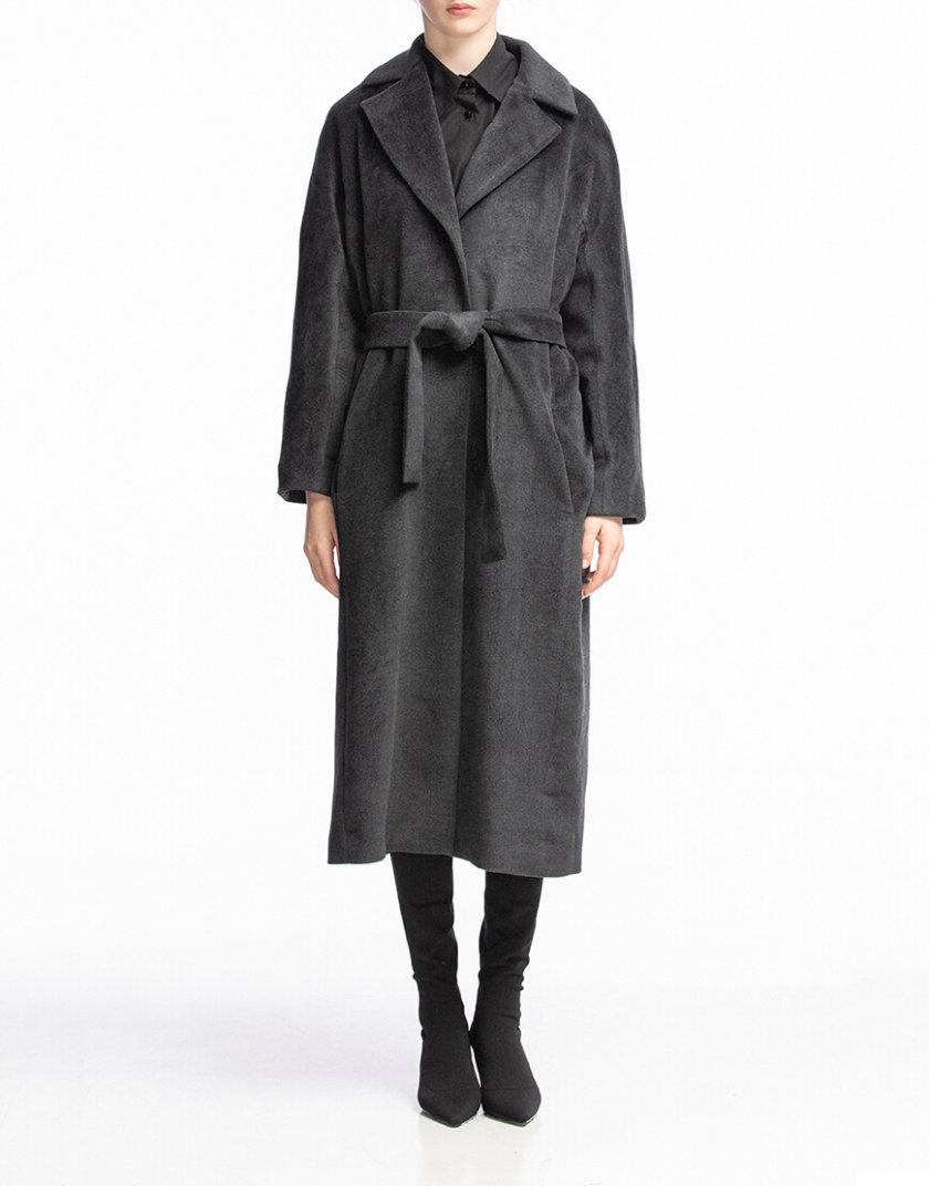 Пальто миди на запах ALOT_500130, фото 1 - в интернет магазине KAPSULA