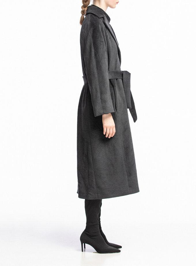 Пальто миди на запах ALOT_500130, фото 1 - в интеренет магазине KAPSULA