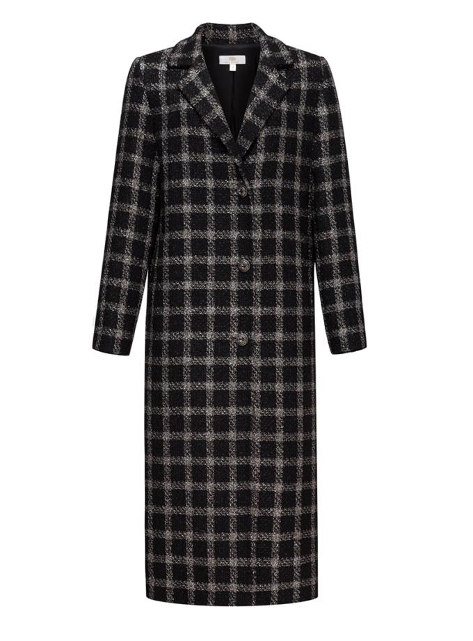 Легкое пальто из шерсти MISS_JA-007_outlet, фото 1 - в интеренет магазине KAPSULA