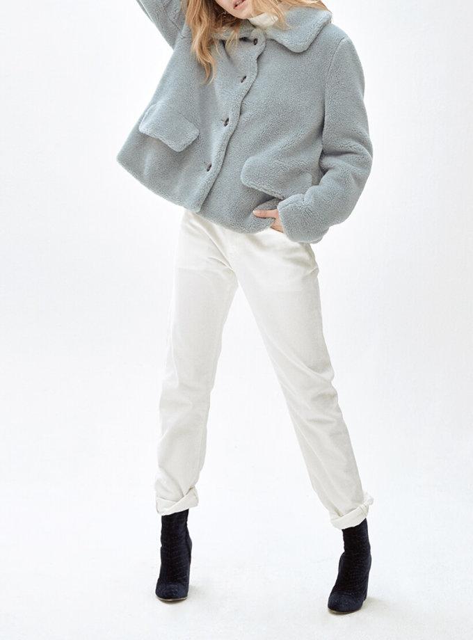Жакет из искусственного меха BELLA MLL_MW9WJK04Xb_outlet, фото 1 - в интеренет магазине KAPSULA