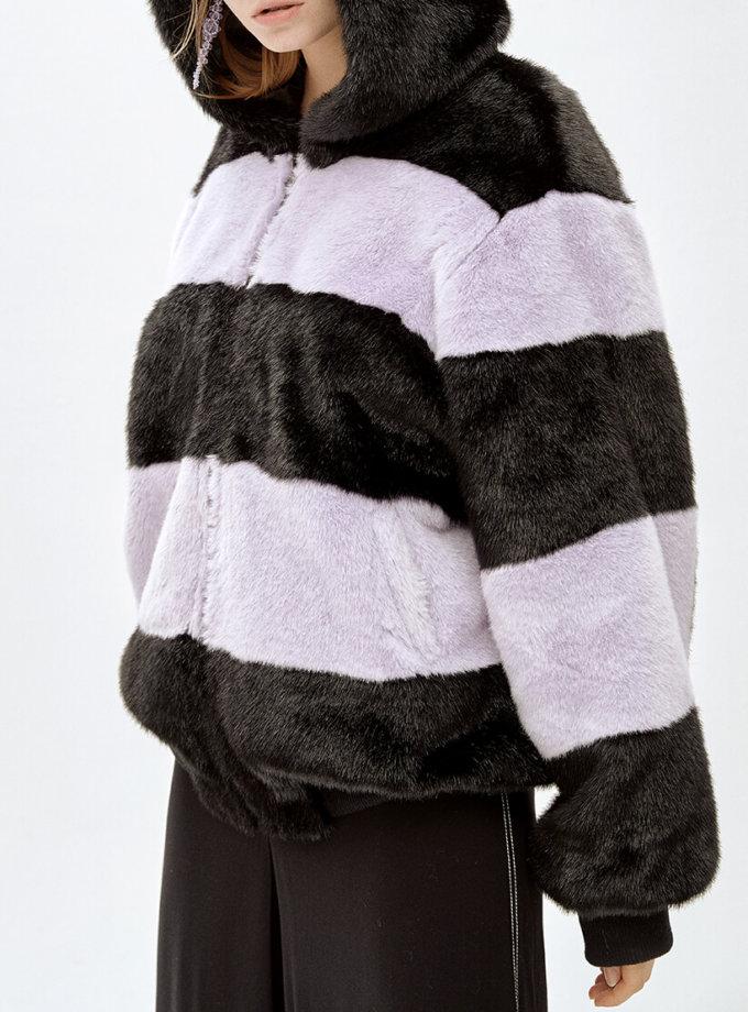 Пальто из искусственного меха ANNIE MLL_MW9WJK07Xp_outlet, фото 1 - в интеренет магазине KAPSULA