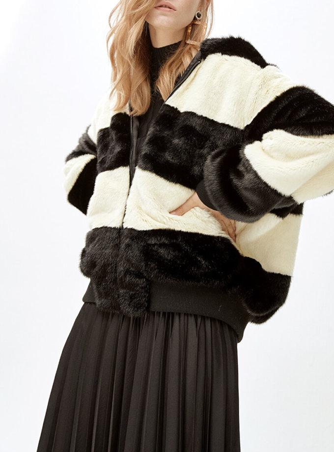 Пальто из искусственного меха ANNIE MLL_MW9WJK07Xy_outlet, фото 1 - в интеренет магазине KAPSULA