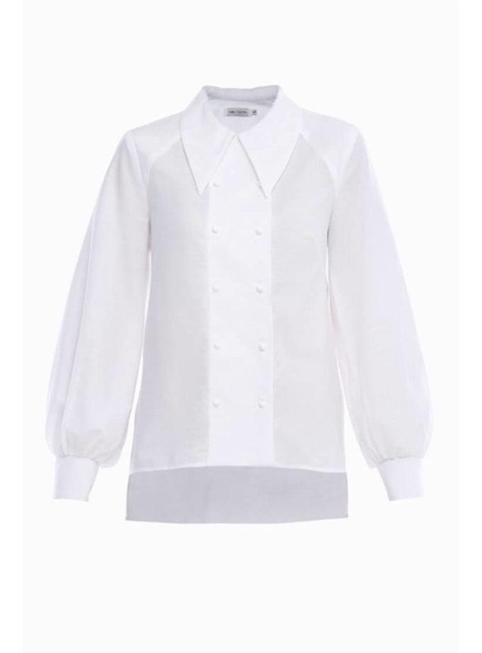 Блуза MNTK_MTS20B12, фото 1 - в интеренет магазине KAPSULA