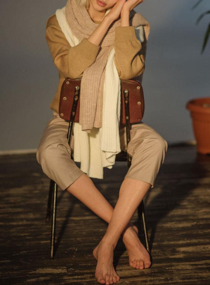 Шарф из шерсти MSY_scarf_2, фото 1 - в интеренет магазине KAPSULA