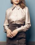 Блуза с принтом SOL_SOW2019B10, фото 3 - в интеренет магазине KAPSULA