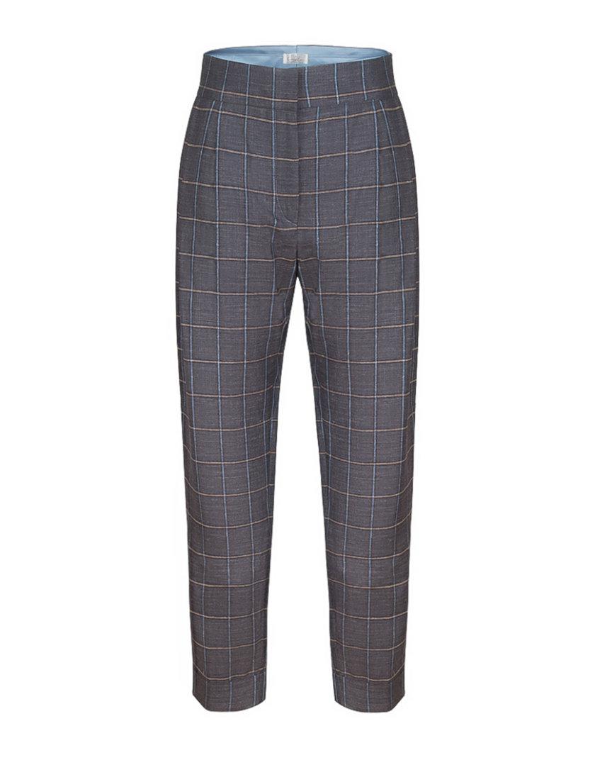 Зауженные брюки из шерсти SOL_SOW2019T01, фото 1 - в интернет магазине KAPSULA