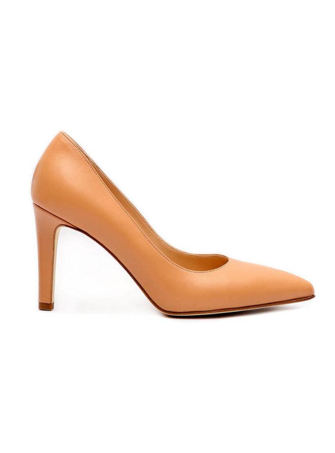 Кожаные туфли NAOMI STL_Naomi_Nappa5247-1-kapsula, фото 1 - в интернет магазине KAPSULA