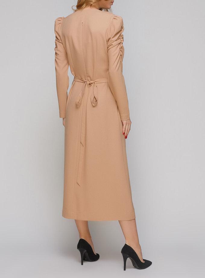Платье с поясом-сумкой AY_2850, фото 1 - в интернет магазине KAPSULA