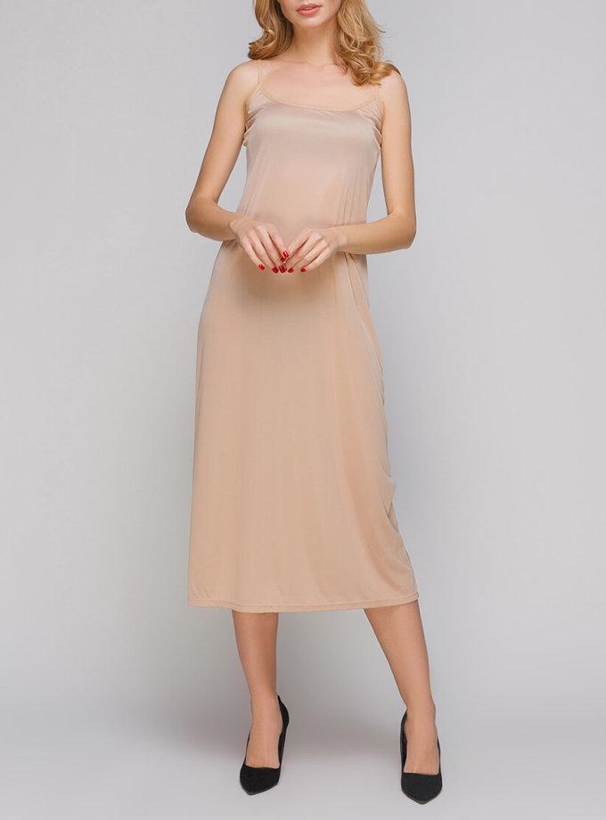 Платье-комбинация AY_2887, фото 1 - в интеренет магазине KAPSULA