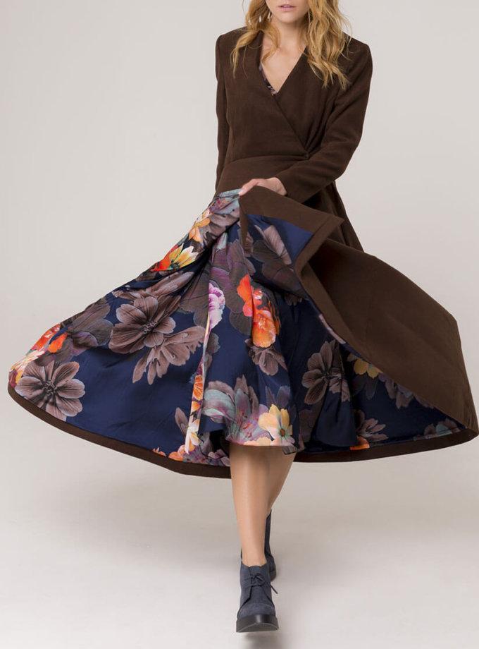 Пальто из шерсти AD_041119_outlet, фото 1 - в интернет магазине KAPSULA