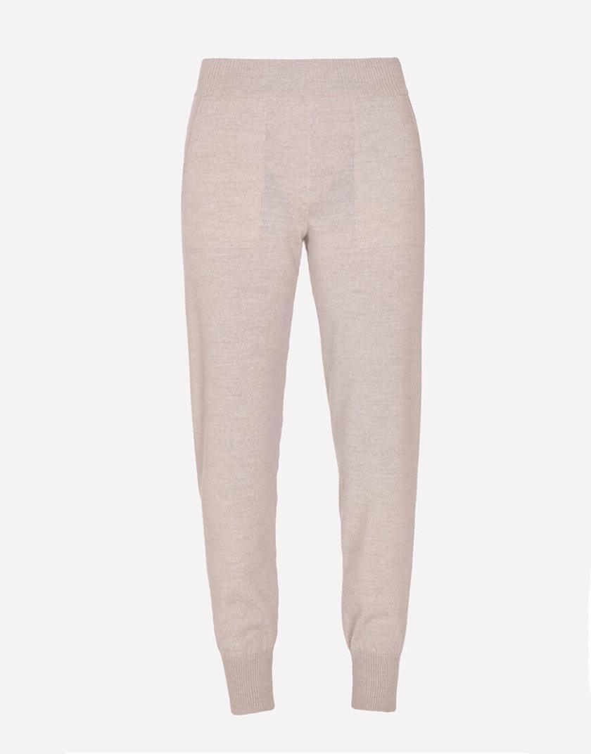 Мериносовые брюки-джогеры JND_19-012109-beige, фото 1 - в интеренет магазине KAPSULA