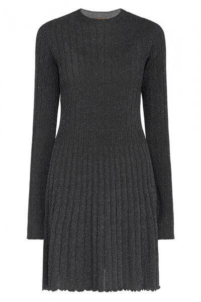Трикотажное платье мини IVNR_F19-20.639.9.36.001, фото 1 - в интеренет магазине KAPSULA