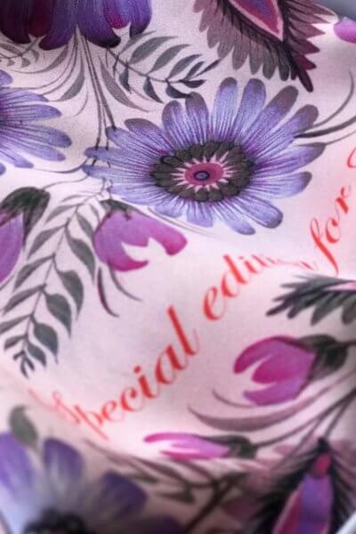 Персонализированная надпись на платке OLZ_personalizatsia, фото 1 - в интеренет магазине KAPSULA