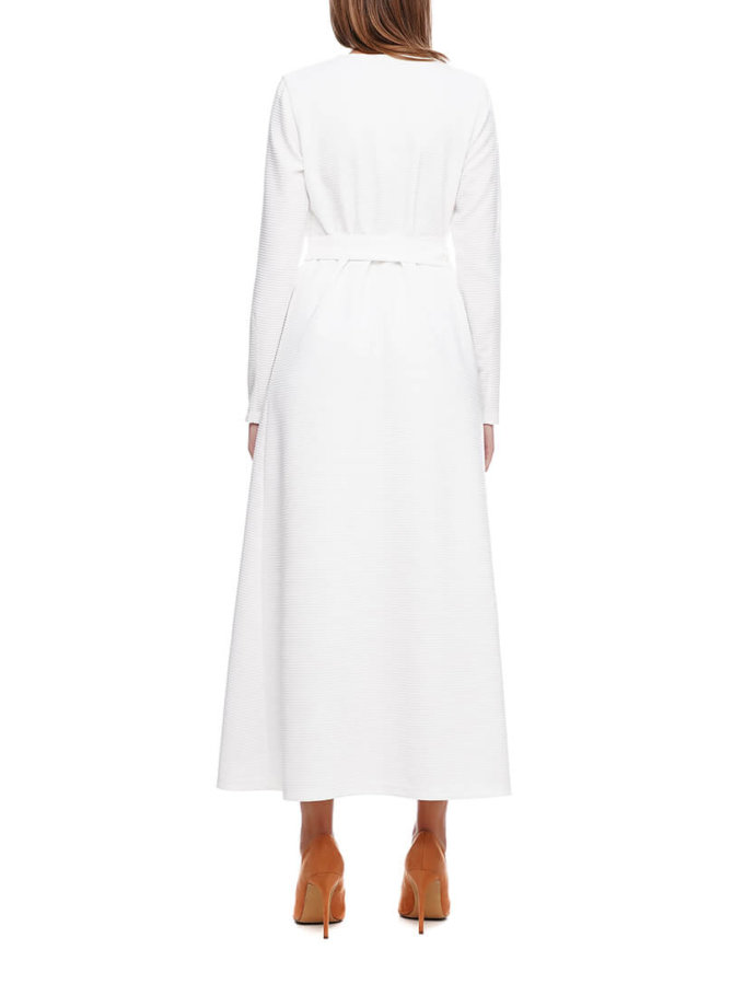Платье макси на запах AY_2897, фото 1 - в интеренет магазине KAPSULA