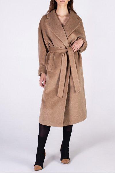 Объемное пальто из альпаки BEAVR_BA_FW19-20_61, фото 1 - в интеренет магазине KAPSULA