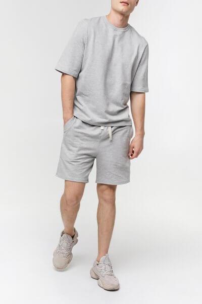 Мужские шорты из хлопка BLCGR_594, фото 1 - в интеренет магазине KAPSULA