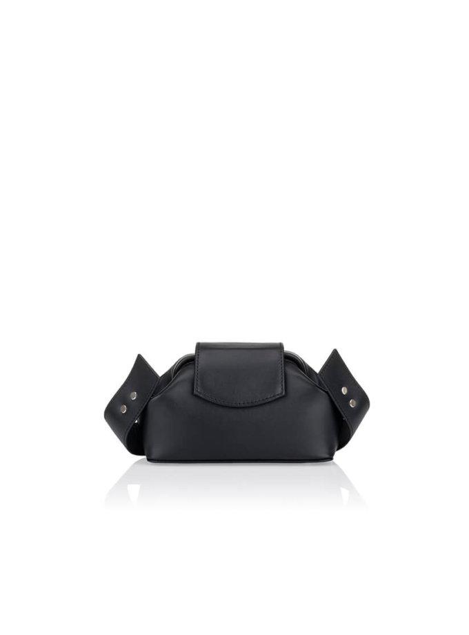 Кожаная сумка-саквояж Baby Chic GR_BC_BB_BLACK, фото 1 - в интеренет магазине KAPSULA