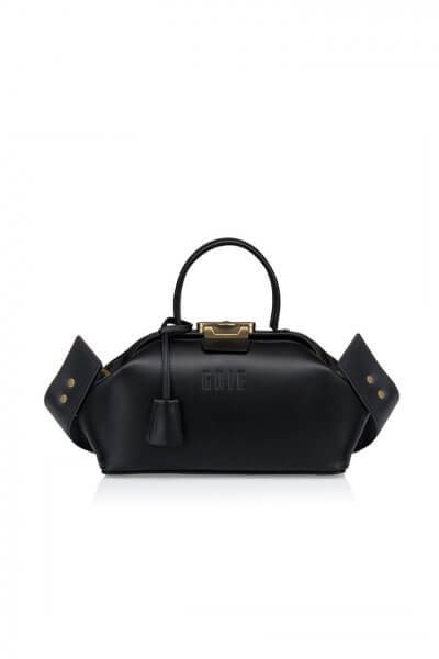 Кожаная сумка-саквояж Noble GR_BC_NBL_P_BLACK, фото 1 - в интеренет магазине KAPSULA