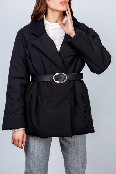 Укороченный пуховик с утеплителем INS_FW1920_15_02, фото 1 - в интеренет магазине KAPSULA