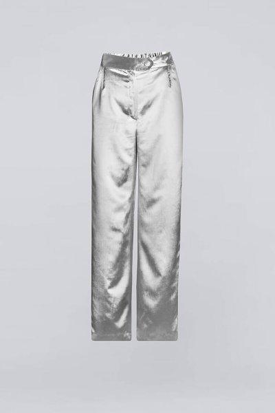 Бархатные брюки-клеш IRRO_IR_WC19_PS_003, фото 1 - в интеренет магазине KAPSULA