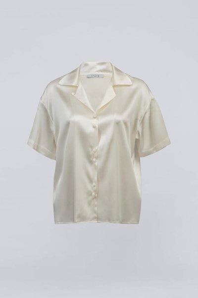 Шелковая блуза с коротким рукавом IRRO_IR_WC19_SB_007, фото 1 - в интеренет магазине KAPSULA