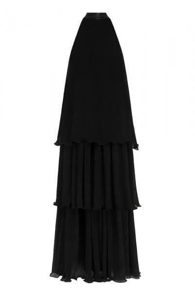 Платье макси гофре IVNR_REN-SS20.0667.528.2.001, фото 1 - в интеренет магазине KAPSULA