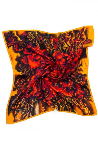 Шелковый платок 65х65 см OLZ_KS_SS150, фото 1 - в интеренет магазине KAPSULA