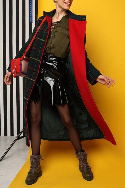 Зимнее пальто из шерсти TBC_19068w_0912, фото 1 - в интеренет магазине KAPSULA