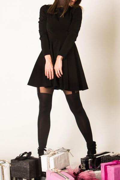Платье мини UCO_КА_0042, фото 1 - в интеренет магазине KAPSULA