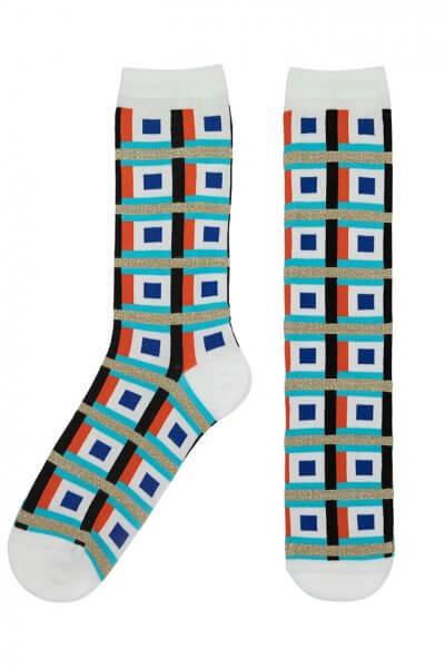 Носки Magic Square с люрексом UHR_4MS_1_19_MERC, фото 1 - в интеренет магазине KAPSULA