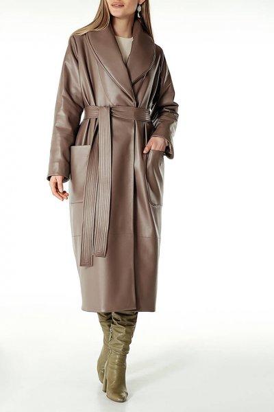 Утеплённое пальто из эко-кожи WNDR_Fw1920_elk_10, фото 1 - в интеренет магазине KAPSULA