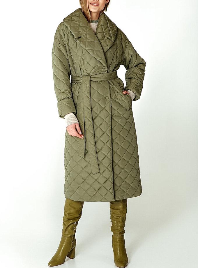 Стеганое пальто на утеплителе WNDR_Fw1920_spol_09, фото 1 - в интернет магазине KAPSULA
