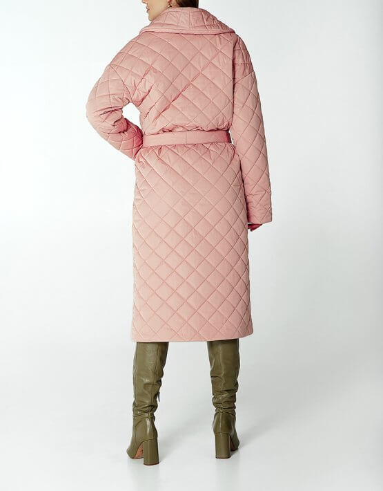 Стеганое пальто на утеплителе WNDR_Fw1920_spp_09, фото 5 - в интеренет магазине KAPSULA