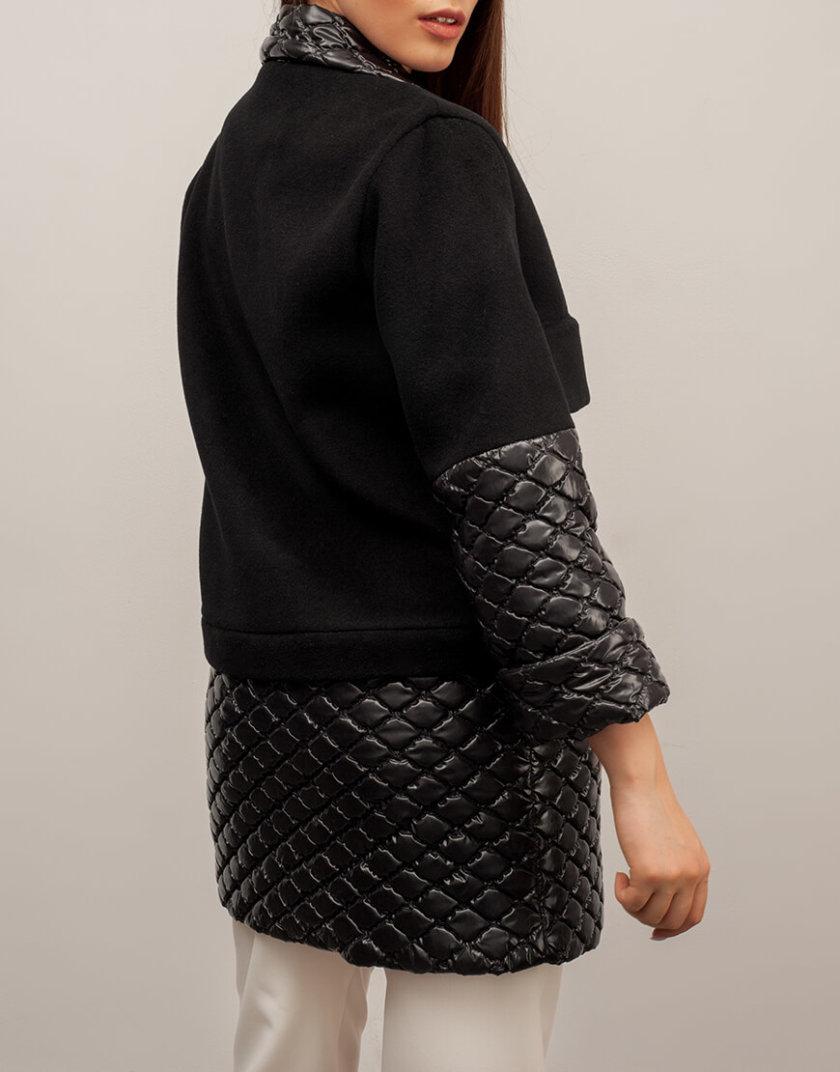 Пальто-трансформер из шерсти XM_basic23, фото 1 - в интеренет магазине KAPSULA