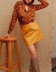 Хлопковая блуза из кружева SAYYA_fw923-1, фото 6 - в интеренет магазине KAPSULA