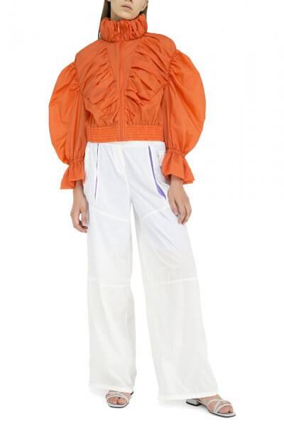 Куртка с объмными рукавами YCHRV_363, фото 1 - в интеренет магазине KAPSULA