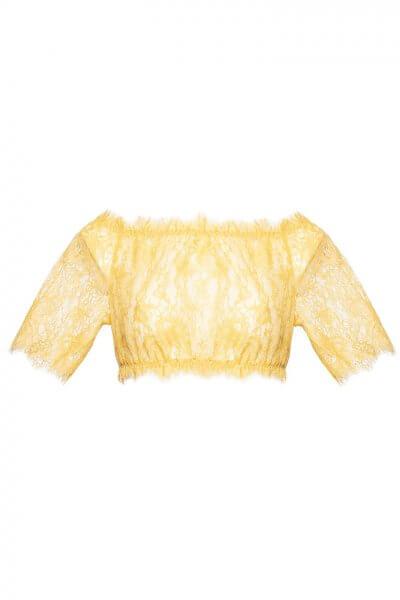 Кружевной топ American Honey DONT_14025, фото 1 - в интеренет магазине KAPSULA
